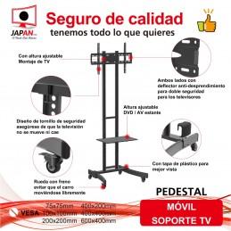 Pedestal Importado para TV...